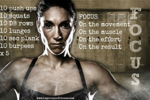 focus workout | lagniappe fitness