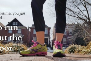 run out the door | lagniappe fitness