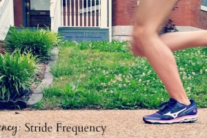 running efficiency stride frequency | lagniappe fitness